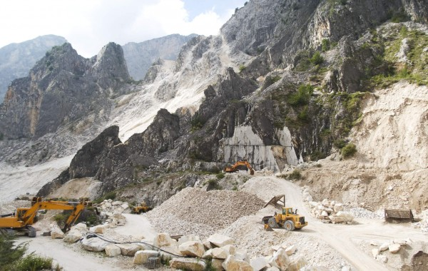 Carrara Quarries Tour