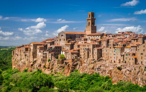 Pitigliano: the Jerusalem of Tuscany