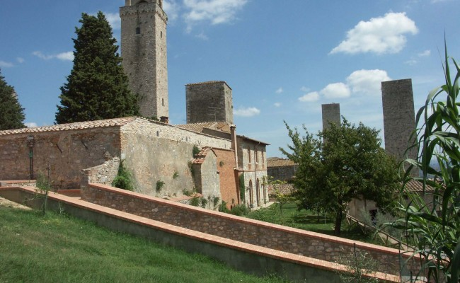 San Giminiano Gardens